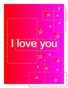 Free Valentine Wishes Royalty Free Stock Photography - 7016827