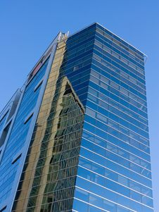 Free Office Building, Reflection Royalty Free Stock Photos - 7016838