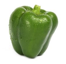 Free Green Pepper Royalty Free Stock Images - 7017099