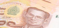 Free Thai Baht Stock Photo - 7017200