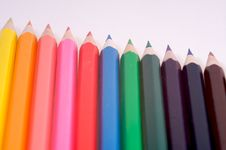 Free Pencils Royalty Free Stock Image - 7017506