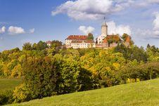 Free Castle Leuchtenburg At Autumn Royalty Free Stock Photography - 7017637