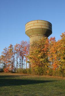 Free Water Tower Stock Photography - 7017752