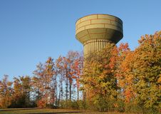 Free Water Tower Royalty Free Stock Photography - 7017777