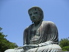 Great Buddha Royalty Free Stock Image