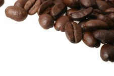 Free Frame Of Coffee Beans. Royalty Free Stock Image - 7018846