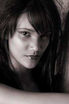 Free Female Model Stock Photos - 7019153