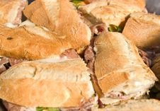 Free Sandwich Royalty Free Stock Images - 7019579
