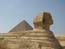Free Sphinx Stock Photography - 7019622