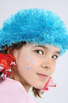 Free Girl Portrait Stock Photos - 7019673
