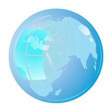 Free Vector Globe Royalty Free Stock Photo - 7019735