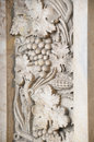 Free Fragment Of A Stone Carving At Doors Royalty Free Stock Image - 7022576