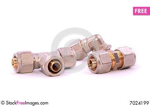 Free Plumbing Royalty Free Stock Images - 7024199