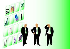 Free Business People Royalty Free Stock Image - 7020206