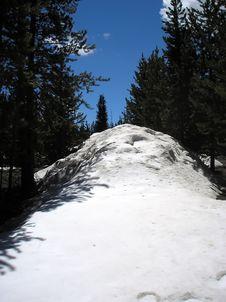 Free Snow-pile Stock Image - 7020341