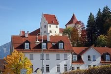 Free German Castle Stock Photography - 7020642
