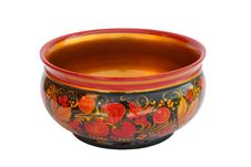 Free Wooden  Bowl Stock Image - 7020721