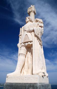 Free Cabrillo Monument Royalty Free Stock Photos - 7021018
