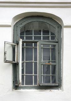 Free Open Window Stock Photography - 7021862