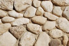Free Stone Wall Background Stock Photography - 7021912