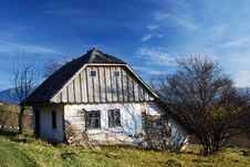 Free Rural House Royalty Free Stock Photo - 7022115