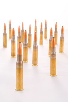 Free Bullets Stock Photo - 7022200