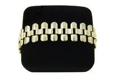 Free Sterling Silver Link Bracelet Royalty Free Stock Image - 7022246