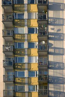 Free Balconies Stock Photo - 7023170
