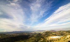 Free Mediterranean Landscape Stock Image - 7023171