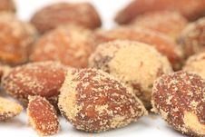 Free Almonds Stock Photography - 7023262