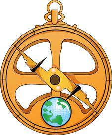 Free Compass Stock Image - 7023621