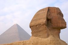Free The Great Sphinx Of Giza Royalty Free Stock Photos - 7024298