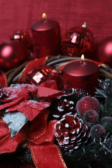 Free New Year S Decoration Royalty Free Stock Photo - 7025075