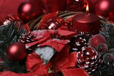 Free New Year S Decoration Royalty Free Stock Photography - 7025457