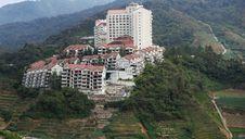 Highland Hill Resort Hotel Stock Photography