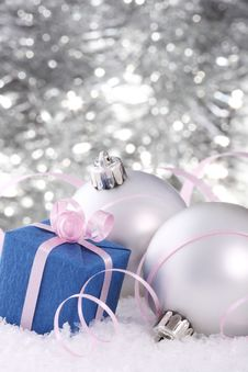Free New-Year Decorations Stock Photography - 7027372