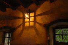 Free The Slovak Republic - Red Monastery - Lamp Stock Photo - 7027960