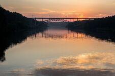 Free The Bridge Royalty Free Stock Photography - 70298167