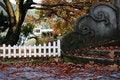 Free Autumn Step Stock Image - 7031611