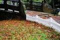 Free Autumn Step Stock Photography - 7031712