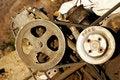 Free Rusty Motor Stock Photos - 7036213