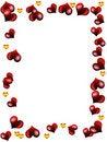 Free Hearts Frame Stock Image - 7037151
