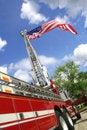 Free American Flag Royalty Free Stock Photos - 7039398