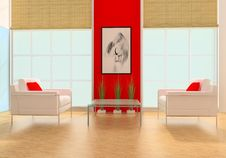 Free Modern Interior Stock Photos - 7030083