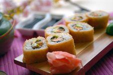 Free Sushi Stock Photo - 7030500