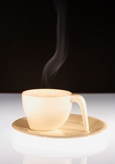 Free Coffee Cup Royalty Free Stock Photography - 7031327