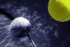 Free Tennis Memory Stock Photos - 7031813