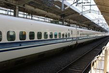 Free Shinkansen Royalty Free Stock Images - 7031849