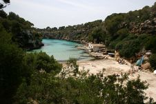 Free Cala Pi, Majorca, Spain Stock Photography - 7033232