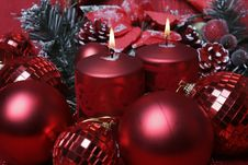 Free New Year S Decoration Royalty Free Stock Photo - 7033925